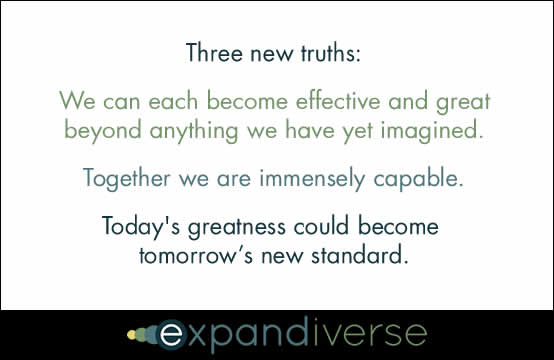 In 2025 we are a world where everyone can improve all the time, regardless of their education level
