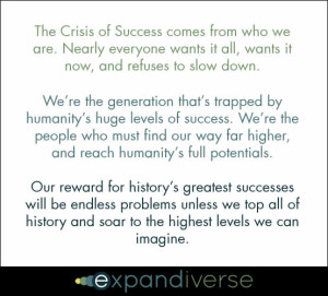 An Age of Crisis is coming. To deal with it, can we reach our full potentials before it arrives?