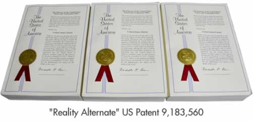 Patents from the Future™:  What is in an Expandiverse patent?