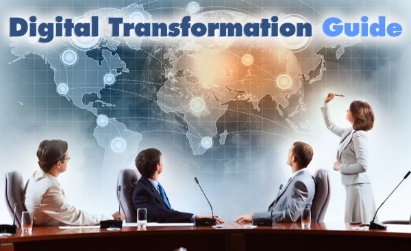Your Company's Digital Transformation Roadmap