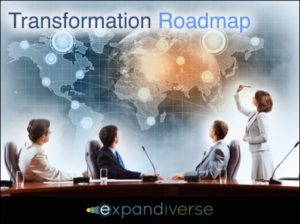 Digital Transformation Roadmap:  So hundreds of companies can leap ahead quickly, here is their playbook