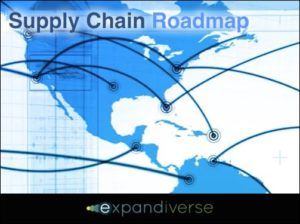 Expandiverse Roadmap for Connected Real-time Demand + Supply Chain