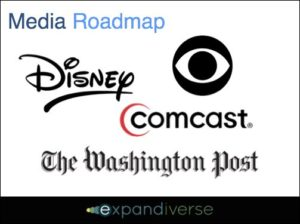 Expandiverse Roadmap for Media + Entertainment + Ads + Content