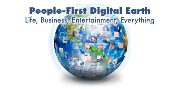 To see a people-first Digital Earth, start here