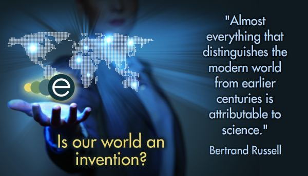 Is our world an invention?