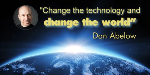 Change the technology and change the world.